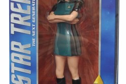 Star Trek TNG Femme Fatales Counselor Troi PVC Statue Shipping February 10th
