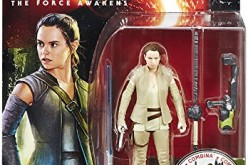 Star Wars The Force Awakens 3.75″ Han Solo & Rey (Resistance Base) Listed At Amazon