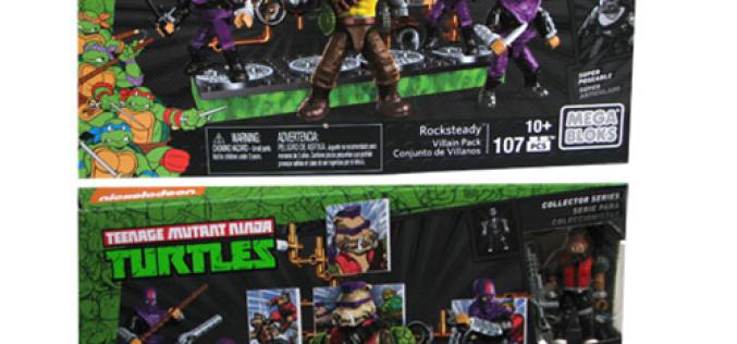 TMNT Classic Mega Bloks Sets On Sale Up To 50% Off On Amazon