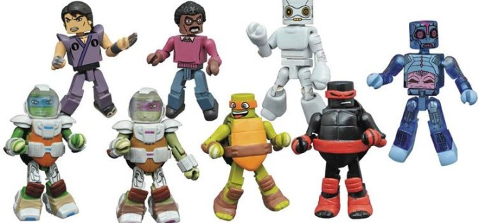 New Diamond Select Toys Items From Alien, Batman, Marvel, Predator & TMNT
