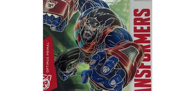 Transformers Generations Platinum Edition 2016 Year Of The Monkey Optimus Primal Pre-Orders