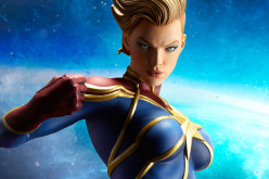 Sideshow Collectibles Captain Marvel Premium Format Figure New Details Provided