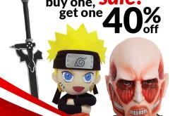 Entertainment Earth: Anime-zine BOGO Sale, DC, Ash Vs. Evil Dead, Spawn & More