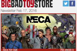 BBTS News: NECA Toyfair, DC, Marvel, MOTU, DBZ, TMNT, LotR & More