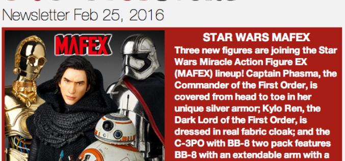 BBTS News: Star Wars, Terminator, The Walking Dead, Star Trek, Ghostbusters & More