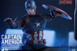 Hot Toys Captain America: Civil War – Captain America Sixth Scale Figure
