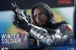 Hot Toys Captain America: Civil War Winter Soldier Sixth Scale Figure Pre-Order