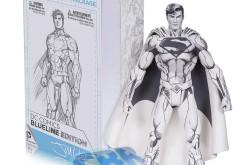 DC Collectibles Jim Lee Designer Series – Blueline Superman Figure Revealed