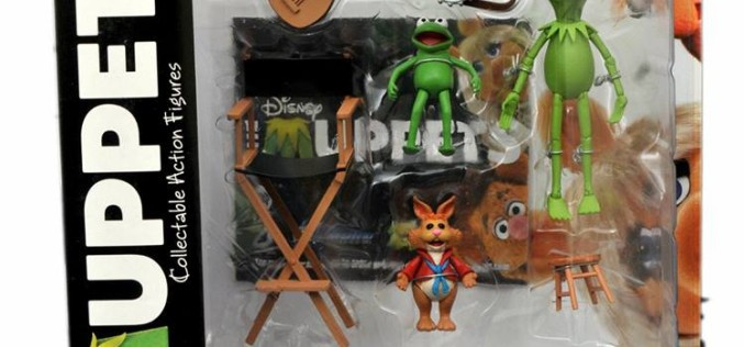 Diamond Select Toys New Muppets Select Figure Images