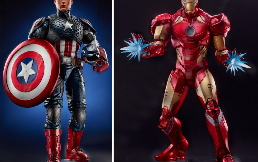 Hasbro Marvel Legends 12″ Figures Return In 2016