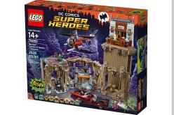 LEGO Shop VIP Members Can Pre-Order The LEGO Batman Classic 1966 Batcave Now