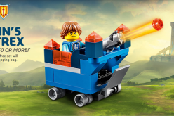 LEGO Shop Offering Free Nexo Knights Robin's Mini Fortress