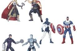 Marvel Legends 3 3/4-Inch Comic Packs Action Figures Wave 1 Pre-Order
