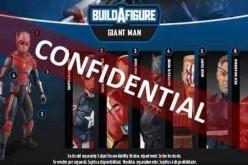 Marvel Legends Captain America Civil War Wave 2 Figures Revealed