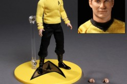 Mezco Toyz One:12 Collective Star Trek Kirk Figure Pre-Order