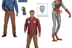 NECA Toys Ash Vs. Evil Dead Series 1 Action Figures