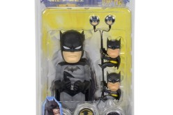 NECA Toys Lists Batman Solar Powered Body Knocker, Scalers, Earbuds, & Hubsnaps Gift Set On Amazon & eBay