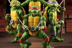 S.H. Figuarts Teenage Mutant Ninja Turtles Leonardo & Donatello Official Images