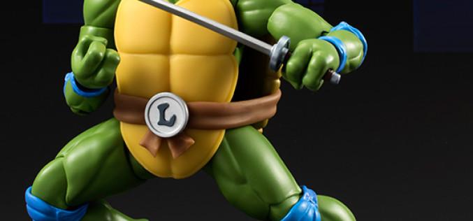 Amazon Lists Pre-Orders For S.H. Figuarts Teenage Mutant Ninja Turtles Leonardo Figure