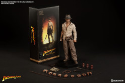 Sideshow Indiana Jones And The Temple Of Doom Sixth Scale Figure Production Images