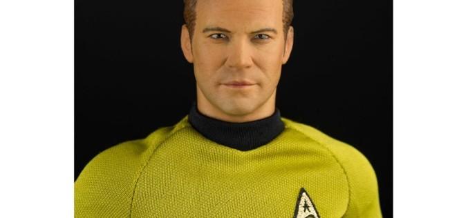 Star Trek TOS Spock & Captain Kirk Sixth Scale Figures
