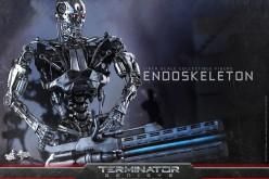 Hot Toys Terminator: Genisys T-800 Endoskeleton Sixth Scale Figure Details