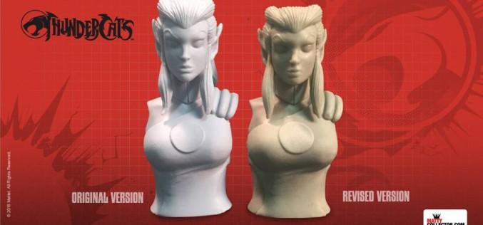 ThunderCats Classics: Third Earth Pumyra Figure Update From Mattel