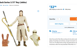 Wal-Mart Looks To Cash In On Fans That Cannot Find Their Exclusive 3.75″ Figure Line