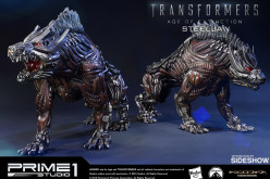 Prime 1 Studio Transformers Steeljaw Polystone Statue Pre-Orders