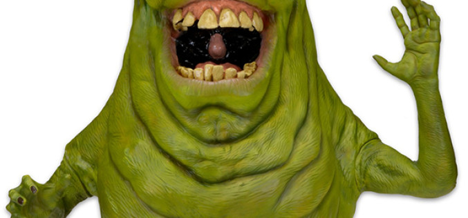 NECA Toys Ghostbusters Life-Size Slimer Foam Replica