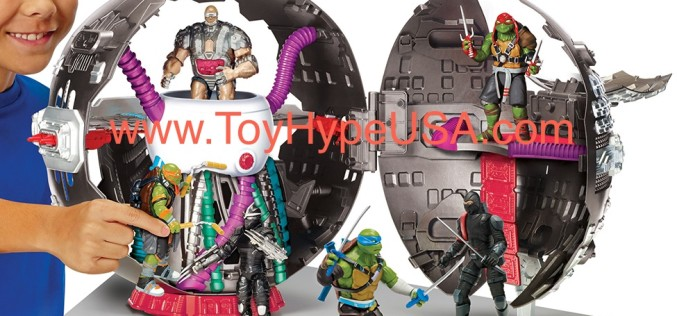 TMNT: Out Of The Shadows Items Available For Pre-Order To WonderCon Attendees