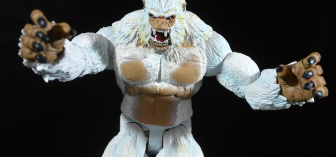 Creatureplica Himalayan Yeti Review