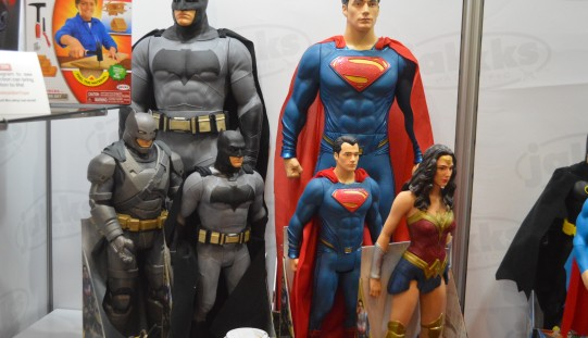 NYTF 2016 – JAKKS Pacific Booth Coverage