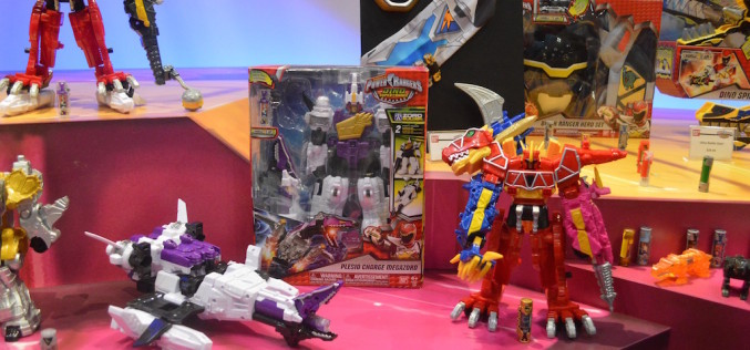 NYTF 2016 – Bandai Collector Event Coverage