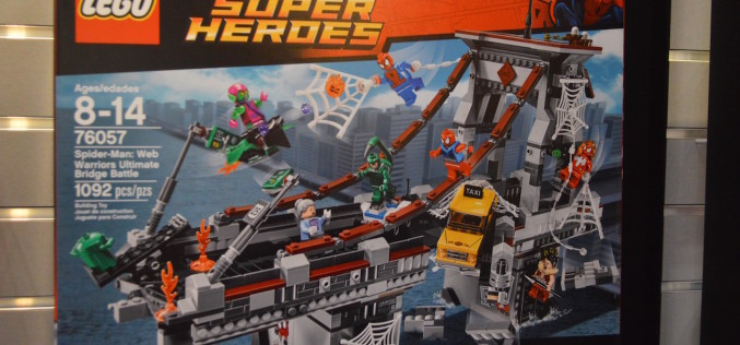 NYTF 2016 – LEGO Booth Coverage – Star Wars, DC, Marvel, & More (Update)
