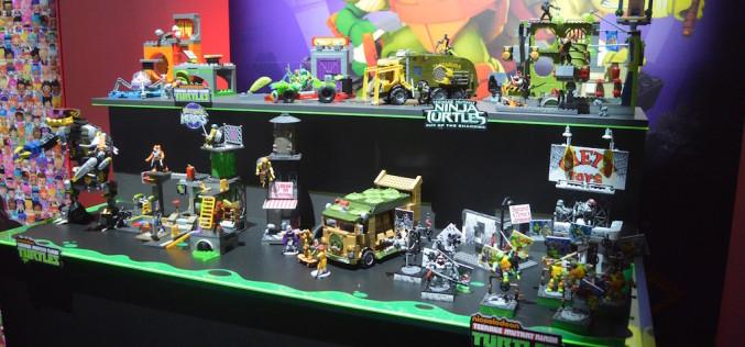 NYTF 2016 – Mattel Showroom Coverage