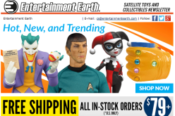 Entertainment Earth: Batman v Superman, Star Trek, Voltron Collectibles, & More
