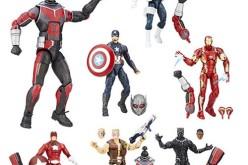 Hasbro Marvel Legends Captain America: Civil War 6″ Wave 2 Pre-Orders