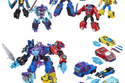 Hasbro Transformers Combiner Wars Generation 2 Menasor Stunticons Boxed Set Available Now