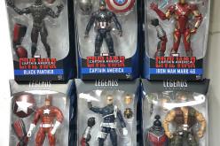 Hasbro Marvel Legends Captain America: Civil War 6″ Figures Listed On eBay