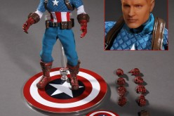 Mezco Toyz One:12 Collective Captain America Figure