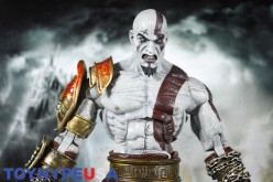 NECA Toys God Of War III – 7″ Ultimate Kratos Review (900th Toy Review)