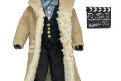 NECA Toys The Hateful Eight: Quentin Tarantino Clothed 8″ Action Figure