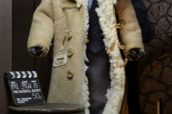 NECA Toys The Hateful Eight: Quentin Tarantino Clothed 8″ Figure Listed On Amazon & eBay