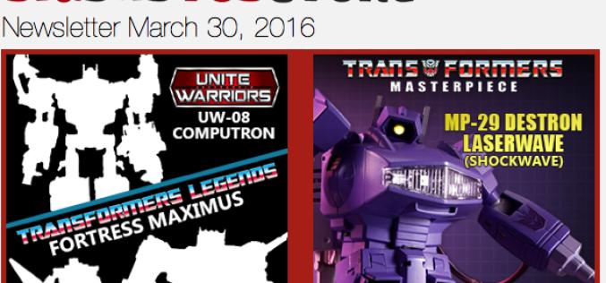 BBTS News: Transformers, CA: Civil War, Mortal Kombat, Dragon Ball, DC, Titanfall & More