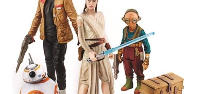 Star Wars: The Force Awakens Takodana Encounter Set In Stock On Wal-Mart