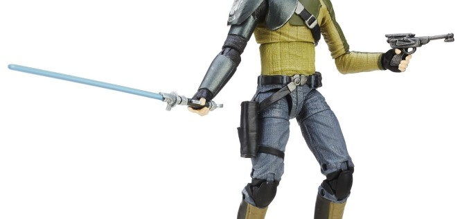 Hasbro Discontinues Production On 6″ TBS Kanan Jarrus Figure
