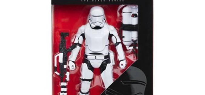 Star Wars: The Force Awakens Black Series Finn & Flametrooper 6″ Figures For $19.12