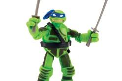 Teenage Mutant Ninja Turtles Shadow Ninja Color Change Mikey & Leo Figures