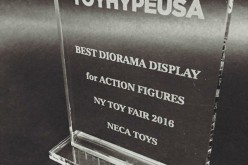 ToyHypeUSA Rewards NECA Toys For Best Diorama Display At NY ToyFair 2016